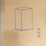 1/60 Display Box (410mm *210mm*210mm size)