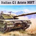 1/35 ITALIAN C1 ARIETE MBT