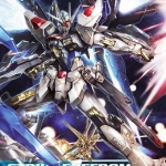 [ZGFM-X20A] MG 1/100 Strike Freedom Ver.MB [Momoko] +Special Wing effect parts and MB Base