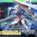 HG OO (61) 1/144 Gundam OO Seven Sword/G