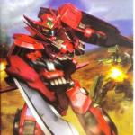 HG 00 (08) 1/100 GNY-001F Gundam Astrea Type-F