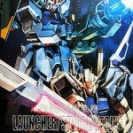 MG (010) 1/100 GAT-X105 Launcher & Sword Strike Gundam