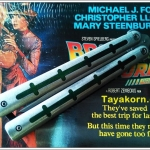 มีดบาลีซอง Space Shuttle III Balisong TKBS1A