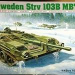 1/35 Sweden Strv 103B MBT