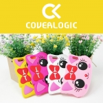 COVERLOGIC : Cat Jelly Case for Apple iPhone