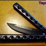 มีดบาลีซอง Mini-The747 Tactical Balisong Knife TKBS-M747