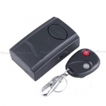 [แพ็คคู่ 2 ตัว] Special Door/Window Shock Sensor with Remote Control