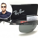 แว่นกันแดด Rayban RB 8306 Tech 082/71 64-14 3P <โพลาไรซ์>