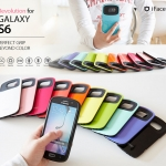 iFace : Revolution Case Original Authentic Anti-Shock Cover For Samsung Galaxy S6