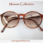 Mawest collection กรอบแว่น vintage พร้อมเลนส์กันแดด