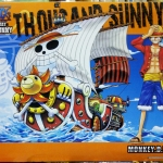 Thousand Sunny Ship One Piece