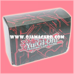 Yu-Gi-Oh! ZEXAL TCG Double-Wide Deck Case - Red