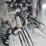 HG 1/144 (HT-01) FA-78 Full Armor Gundam (Thunderbolt Ver.) [Daban]