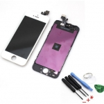 เปลี่ยนซ่อมกระจกหน้าจอแตก iphone 5 ไอโฟน แบบเปลี่ยนเอง