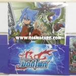 "BF Deck Cases Collection Vol.02 - Ryuenji Tasuku & Jackknife Dragon + CP01/S003TH : แจ็คไนฟ์, ""แอ็กเกรสเซอร์"" (Jackknife Aggressor) - SP *1"