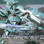 HG OO (19) 1/144 AEU-09 AEU Enact Demonstration Color