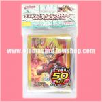 Yu-Gi-Oh! ZEXAL OCG Duelist Card Protector / Sleeve - Yuma Tsukumo in ZEXAL mode x50
