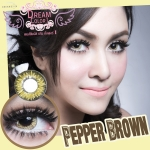pepper brown