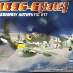 1/72 Bf109G-6(late)