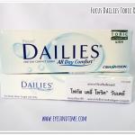 Focus Dailies Toric คอนแทคเลนส์สำหรับสายตาเอียง แบบรายวัน