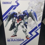 MC Metal Gear Metal build MB 00 Raiser GN-0000 + GNR-010 Gundam