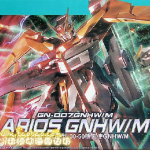 HG OO (50) 1/144 GN-007GNHW/M Arios Gundam GNHW/M