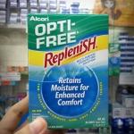 Alcon Opti-Free 60 ml. (ขวดเล็ก)