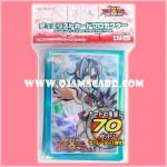 Yu-Gi-Oh! ZEXAL OCG Duelist Card Protector / Sleeve - Rio Kastle / Rio Kamishiro / Marin / Merag x70