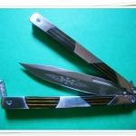 มีดควง เชอร์ล็อคโฮล์มส์ Sherlock Holmes Balisong Knife TKBS-0902