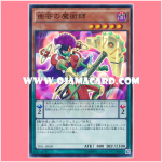 TDIL-JP009 : Acrobat Magician (Super Rare)