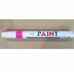 ปากกาน้ำหมึกเพ้นสี สีชมพู