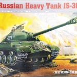 1/35 RUSSIAN HEAVY TANK IS-3M