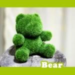 ตุ๊กตาหญ้าเทียม : BEAR
