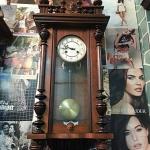 นาฬิกาลอนดอนjunghans2ลาน รหัส24857wc1