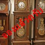 นาฬิกาปารีส1ระฆัง ตุ้มพวงโยก รหัส201057fc