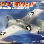 1/72 F4F-4 Wildcat