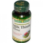 Nature's Bounty, Milk Thistle, 175 mg, 100 Capsules