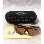 Oakley Radar Pitch Brown Smoke