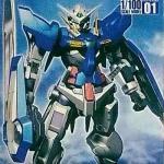 HG 00 (01) 1/100 GN-001 Gundam Exia