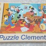 "Clementoni Jigsaw Puzzle "" Walt Disney 1930 "" 1000ชิ้น"