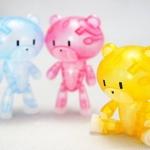HG 1/144 Baby Bear (Clear Version) [Momoko]