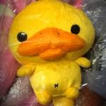 ตุ๊กตาตุ่นปากเป็ด kamonohashikamo 20 cm
