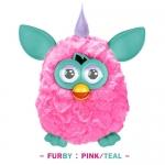 Furby Pink/Teal