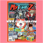 My Turn Z Magazine Vol.5 + 3 Promo Cards