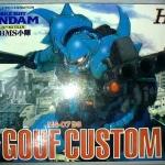 HG 1/144 Gouf Custom