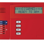 Honeywell 6160CR2 Commercial Fire Alarm Keypad