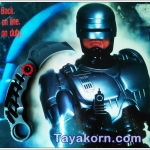 มีดคารัมบิตโรโบฮอว์ค RoboHawk Karambit Knife TKKB2