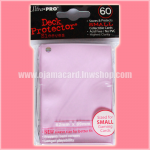 Ultra•Pro Small Deck Protector / Sleeve - Pink 60ct,