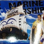 Marine Ship One Piece