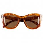 พร้อมส่งไทย - H&M แว่นตากันแดด กรอบกระเลนส์สีชา ของแท้จากช้อบยุโรป